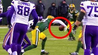 NFL Best One Handed Interceptions (Compilation)