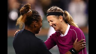 Extended Highlights: Serena Williams vs. Victoria Azarenka | 2019 Indian Wells First Round