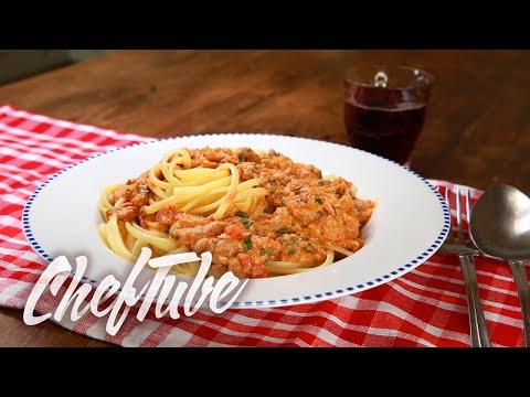 How to Make Creamy Tuna Sauce for pasta - Recipe in description