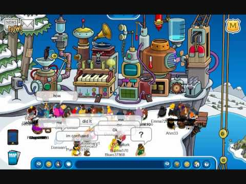 Club Penguin Wilderness Expedition 2011