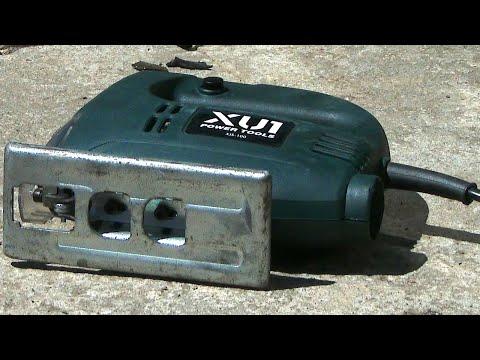 Smashing an XU1 XJS-100 Jig Saw