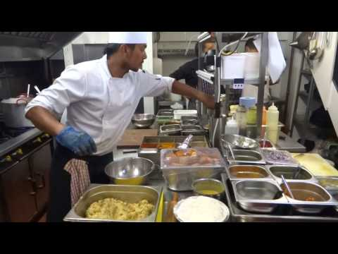 Tawa Aloo Paratha Restaurant Recipe (+ Tandoori Lacha Paratha & Butter Naan) Chit Chaat Chai, London