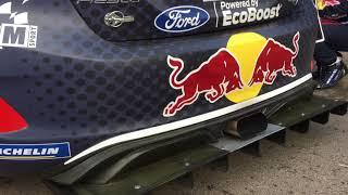 Rallye Corse 2018 - Shakedown S. Ogier Jeudi 5 avril à 10h