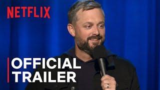 Nate Bargatze: The Greatest Average American | Official Trailer | Netflix