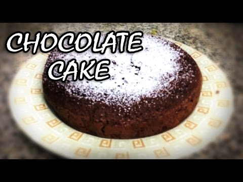 How To Bake A Chocolate Cake In Rice Cooker