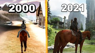 Evolution of Horses in Games 2000-2021