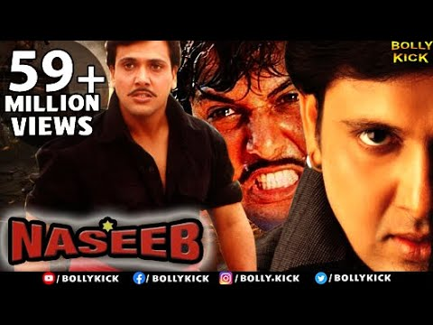 Download Naseeb Full Movie   Govinda   Hindi Movies 2021   Mamta Kulkarni   Kader Khan   Shakti Kapoor MP3 Gratis