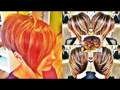 Sexy Pixie Bob With Extra Volume and Babylights Hairstyles