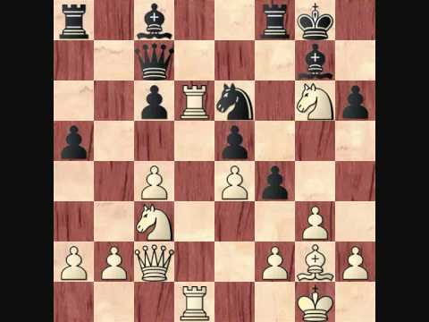 P.L. Chess Tactics #22 More of my games