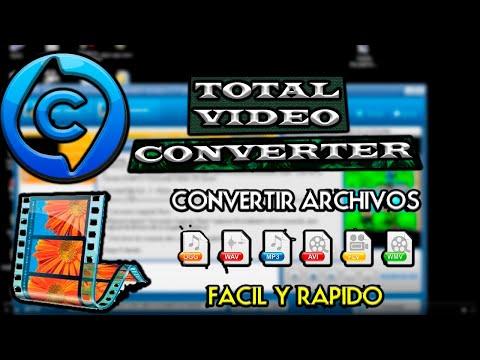 TRANSFORMAR VIDEOS PARA MOVIE MAKER - de cualquier formato a wmv