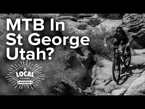 Is there Mountain Biking in St George, Utah?!