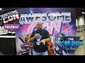 Awesomecon 2017 Event Footage Highlights, Review, Stan Lee and More! Awesome con 2017