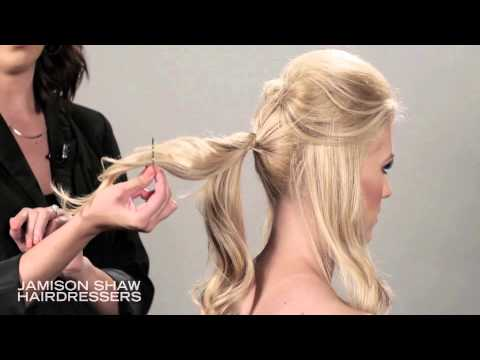 How To: Messy Updo