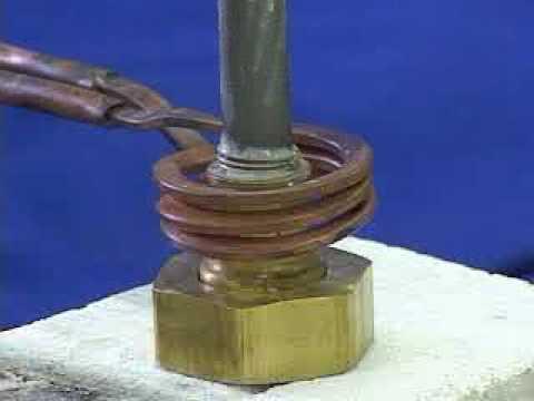Brazing Steel to Brass