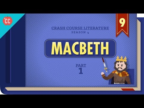 Free Will, Witches, Murder, and Macbeth (Part 1): Crash Course Literature #409