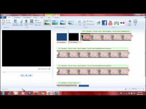 Uploading Windows Live Movie Maker Projects to Youtube
