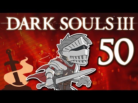 Dark Souls III - #50 - The Grand Archives - Side Quest