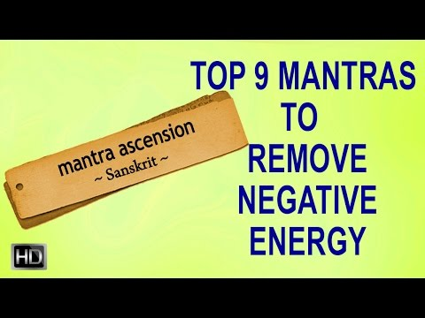 Top 9 Powerful Mantras to Remove Negative Energy & Evil Eye - Durga Mantra - Ganesh Mantra
