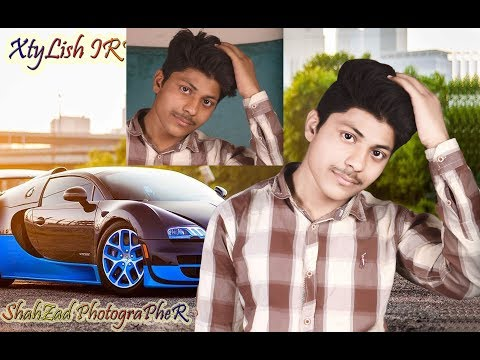 How to make Facebook Profile pic and Cover pic  face Editing Background on Photoshop Tutrial on CS 6
