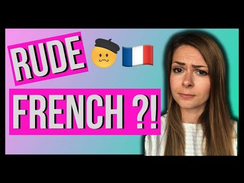 ARE FRENCH PEOPLE RUDE?! Exploring the stereotype in depth