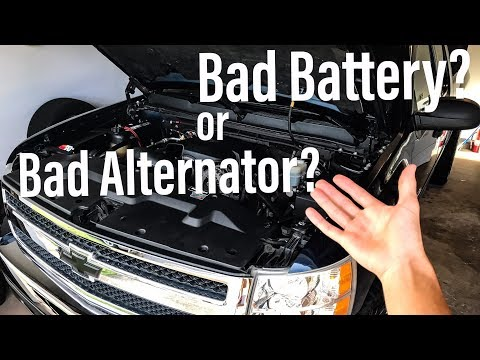 Car Won't Start: Alternator or Battery? The easy way to know
