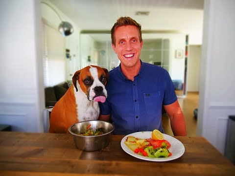 Pet Chef Homemade Family Friendly Dog Food Recipes: Meals to make for you and your dog!