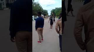 Cde Basopo adress students at UZ