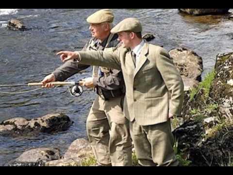 Dr  Malcolm Greenhalge, Proper Fishing