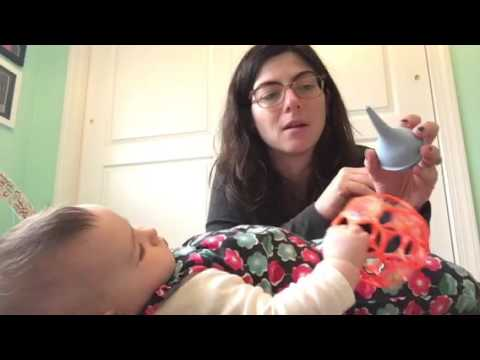 How to get rid of baby's snot