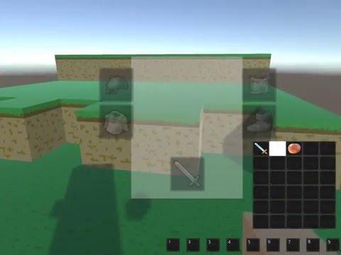 Pixgen Update #2 (Inventory, Spinning Items, Breakable blocks)