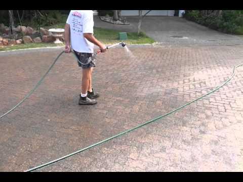 10  Bleaching paving