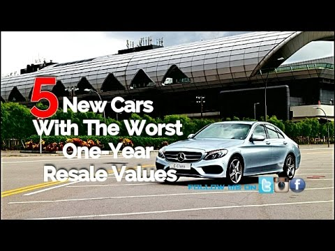 TOP 5 VEHICLES WITH THE WORST RESALE VALUES OF 2017 | HOW NOT TO GET SCAMMED BY A DEALER | VLOG