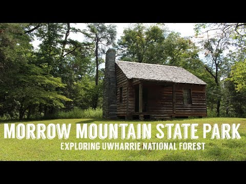Morrow Mountain State Park | Uwharrie National Forest | Wandering Around In Wonder