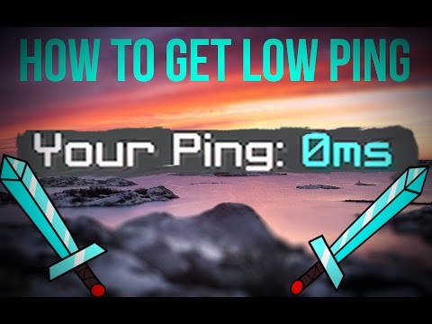 HOW TO GET LESS PING IN GAMES (EFFECTIVE AND OP)