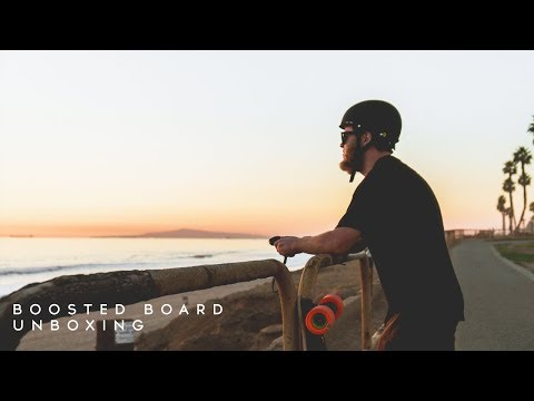Boosted Board Dual+ Unboxing