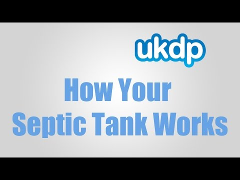 How Your Septic Tank Works