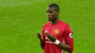 Paul Pogba vs Burnley (Home) 16-17 HD 720p (29/10/2016) - English Commentary