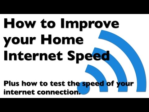 How to Speed Up Your Home WiFi Router - 2 Tips to Improve Your Internet Speed