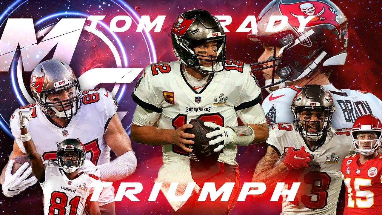 Tom Brady - Triumph