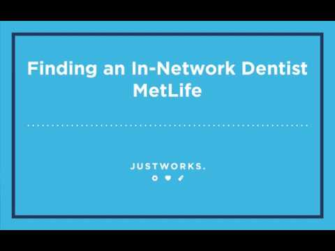 Hot To: Find A Dentist (MetLife)