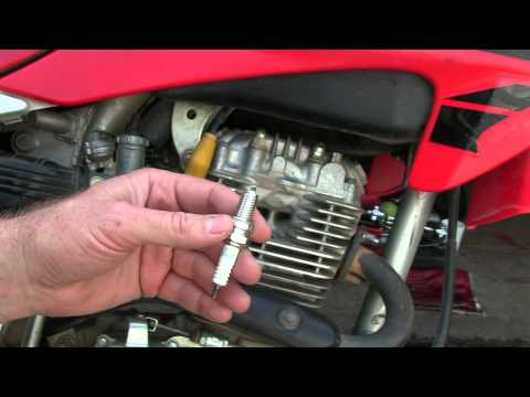 How To Change The Spark Plug On A Motorcycle