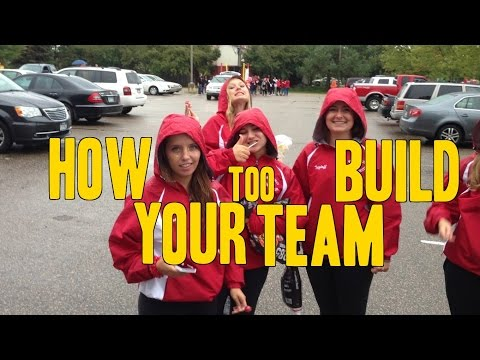 How to Build an Amazing, Loyal, Happy Team