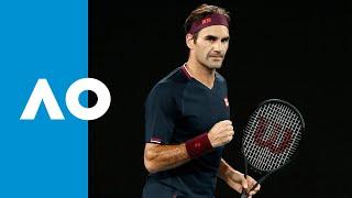 Roger Federer Vs John Millman Match Highlights 3R Australian Open 2020
