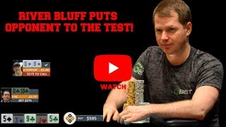 Download Weekly Poker Hand, Episode 234: A Fun Hand at Stones Gambling Hall Video
