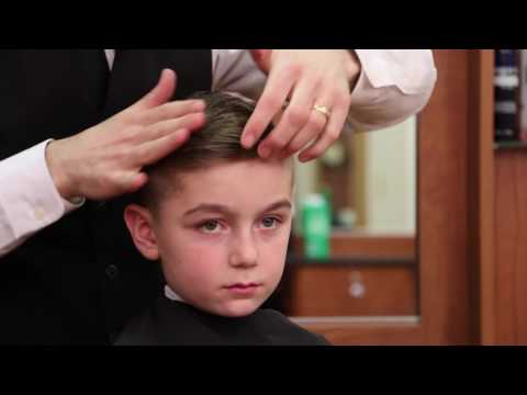 How To Style a Combover with Pomade