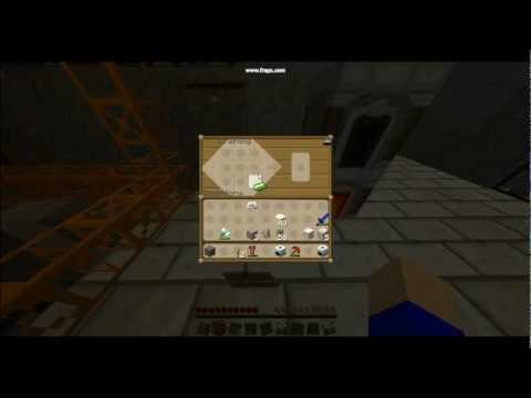 How to tekkit ep. 1 how to make a uranium cell