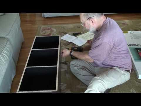 Building a Three Cube Organizer