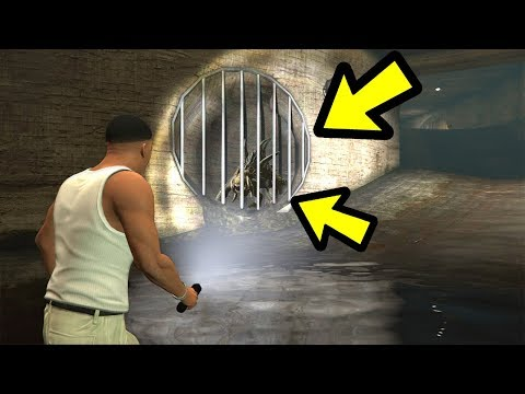 GTA 5 - After 4 years.. we've found Ratman!