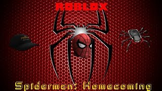 Spider Man Homecoming Videos Roblox