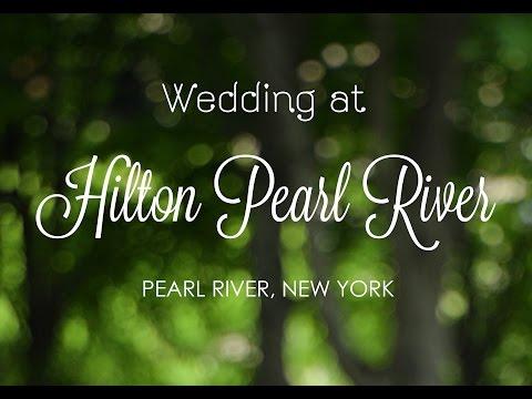 Hilton Pearl River Wedding, NY